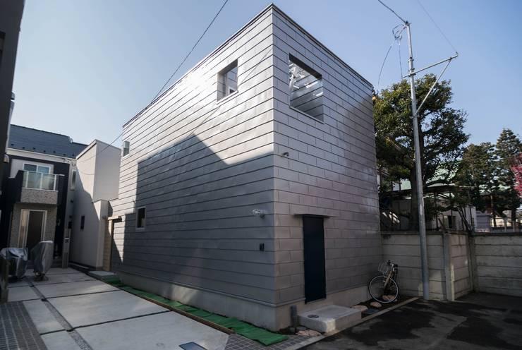 外観: 株式会社エキップが手掛けた家です。