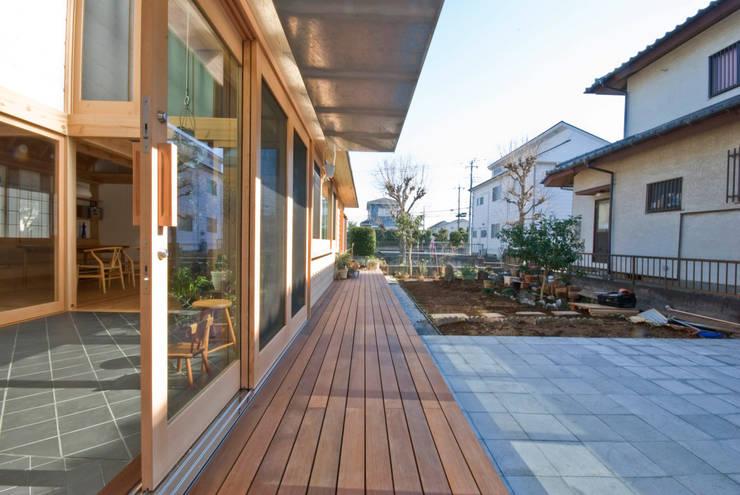 Garden by 千田建築設計