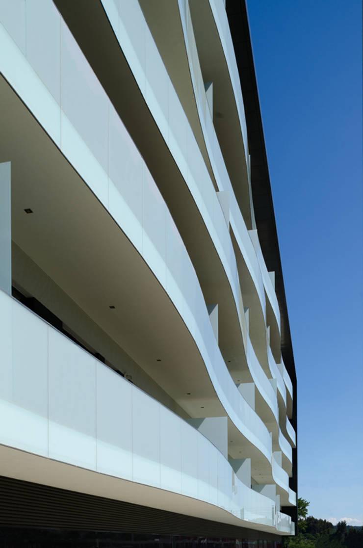 Altavista 9: Casas  por BLK-Porto Arquitectura