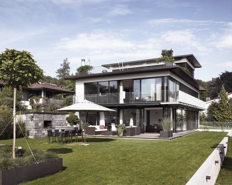 منزل عائلي كبير تنفيذ meier architekten