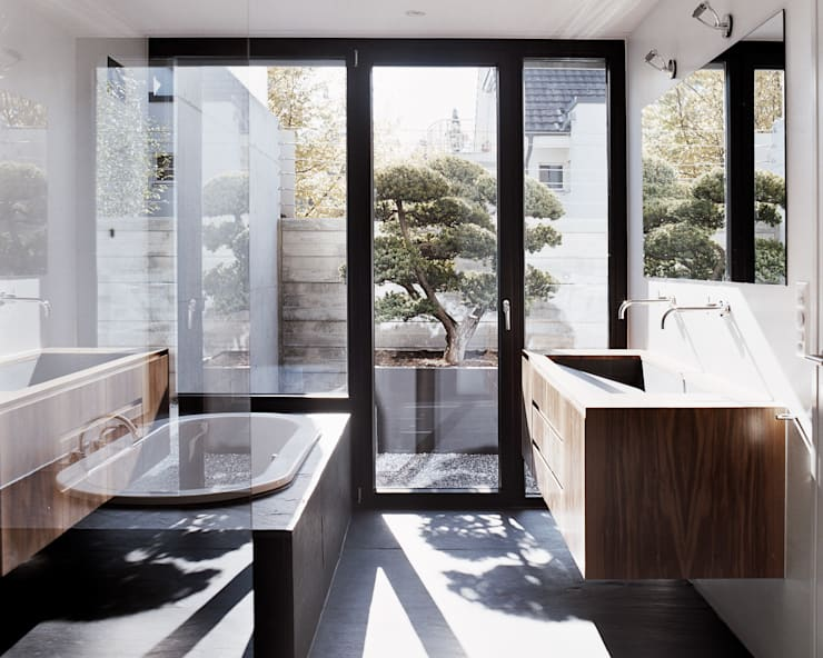 modern Bathroom by meier architekten