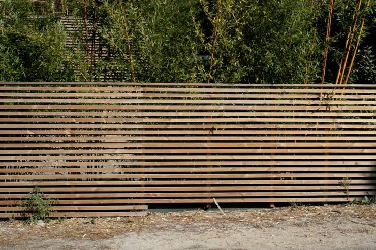 Projekty,  Ogród zaprojektowane przez Anthemis Bureau d'Etude Paysage