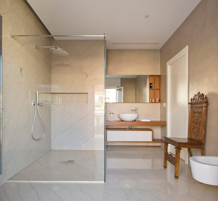 modern Bathroom by Platform Studio