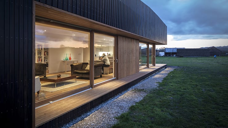 Houses by ecospace españa