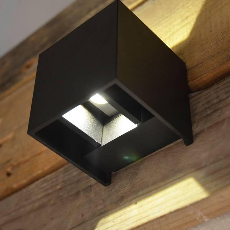 Licht-Design Skapetze GmbH & Co. KGが手掛けたリビングルーム