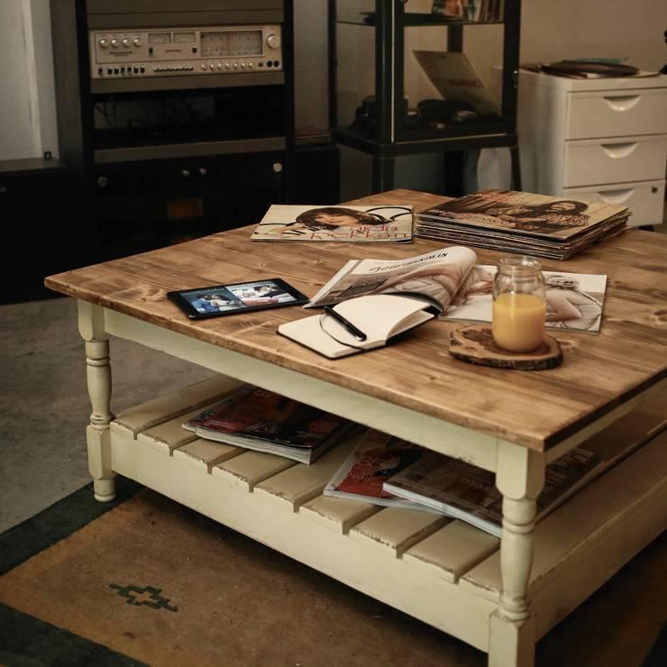 Atölye² Design – Denco Sehpa:  tarz Oturma Odası