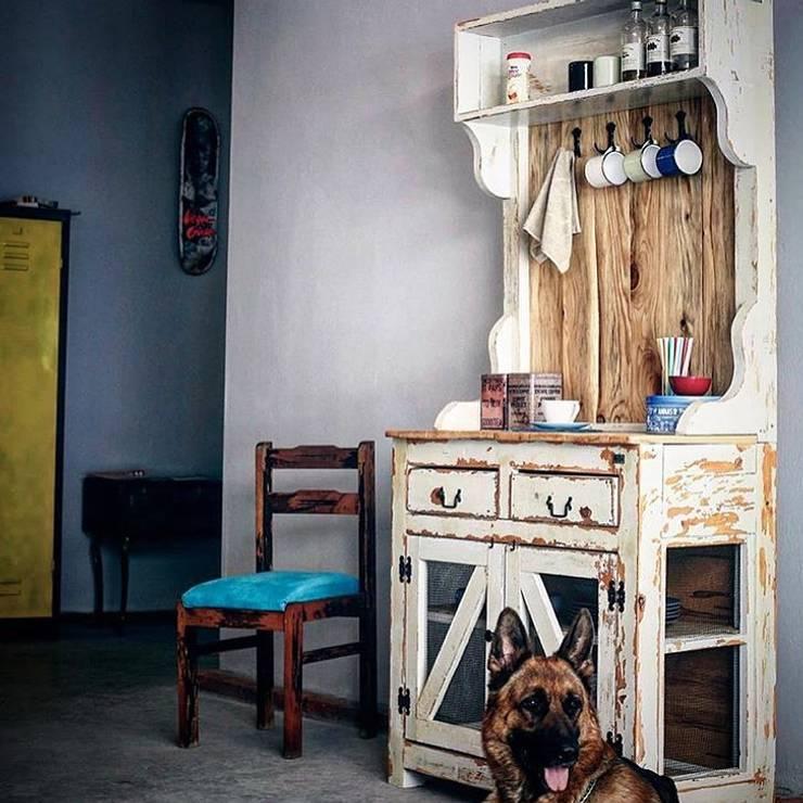 Atölye² Design – Vecchio Coffee Bar:  tarz Yemek Odası