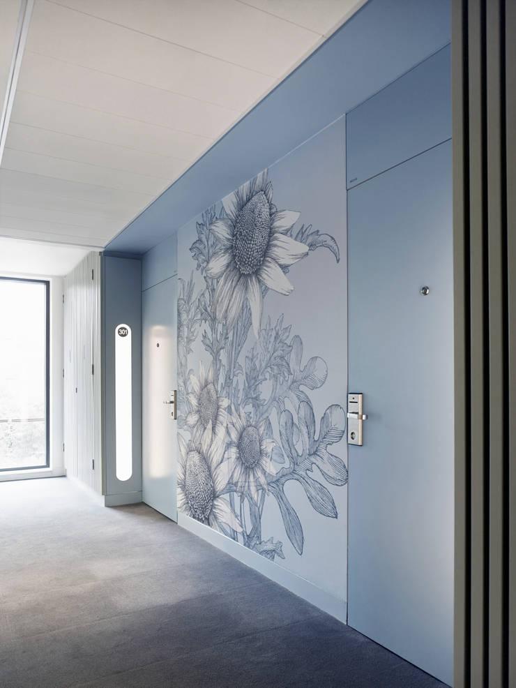 Main Corridor:  Hotels by STUDIO 9010