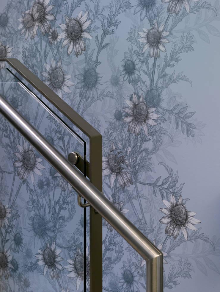 Handrail Detail :  Hotels by STUDIO 9010