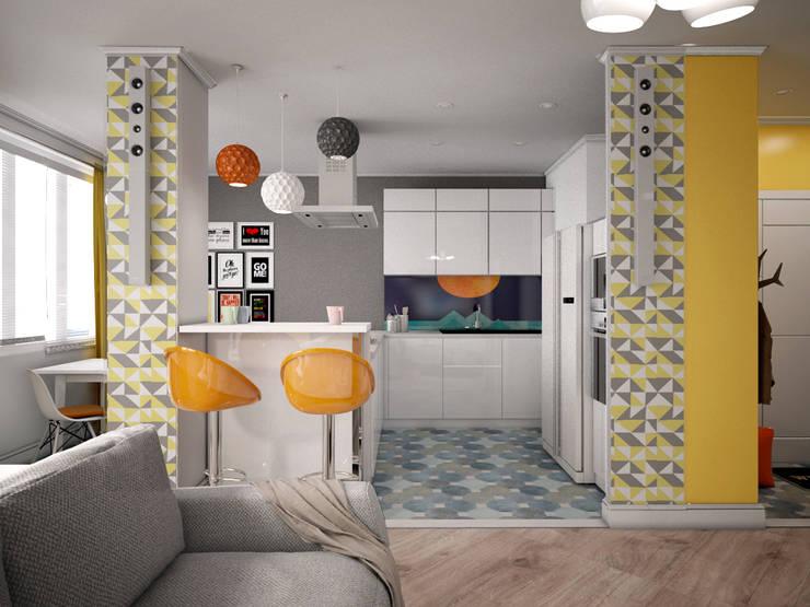 Kitchen by Юлия Максимук