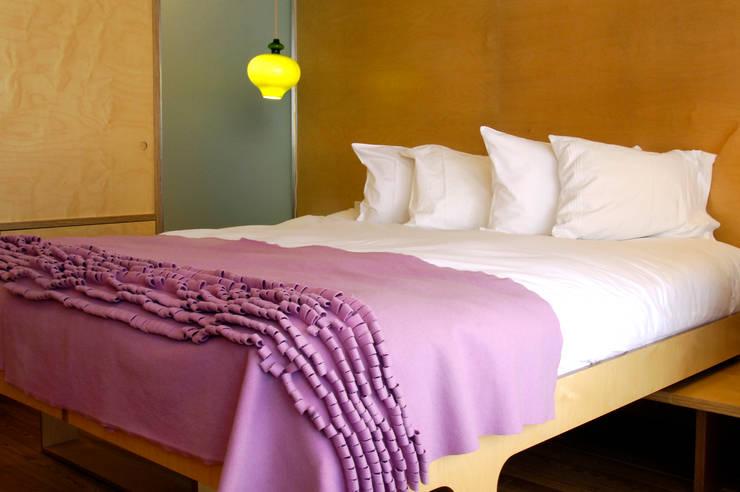 Спальная комната  в . Автор – Burel Factory,