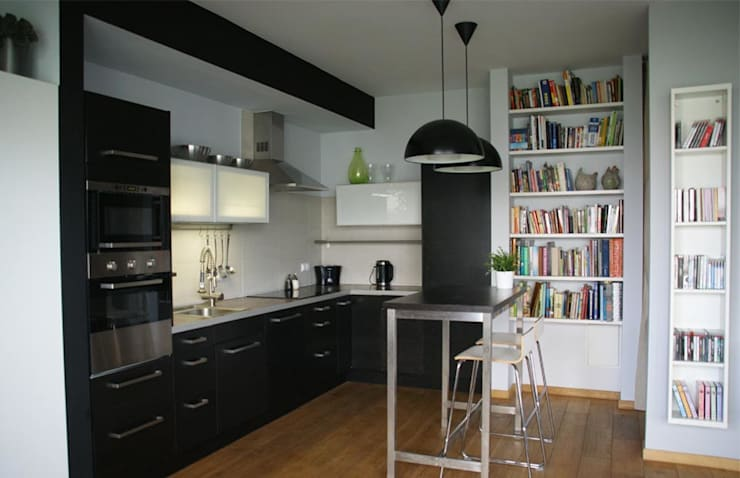 modern Kitchen by Nolk Plan