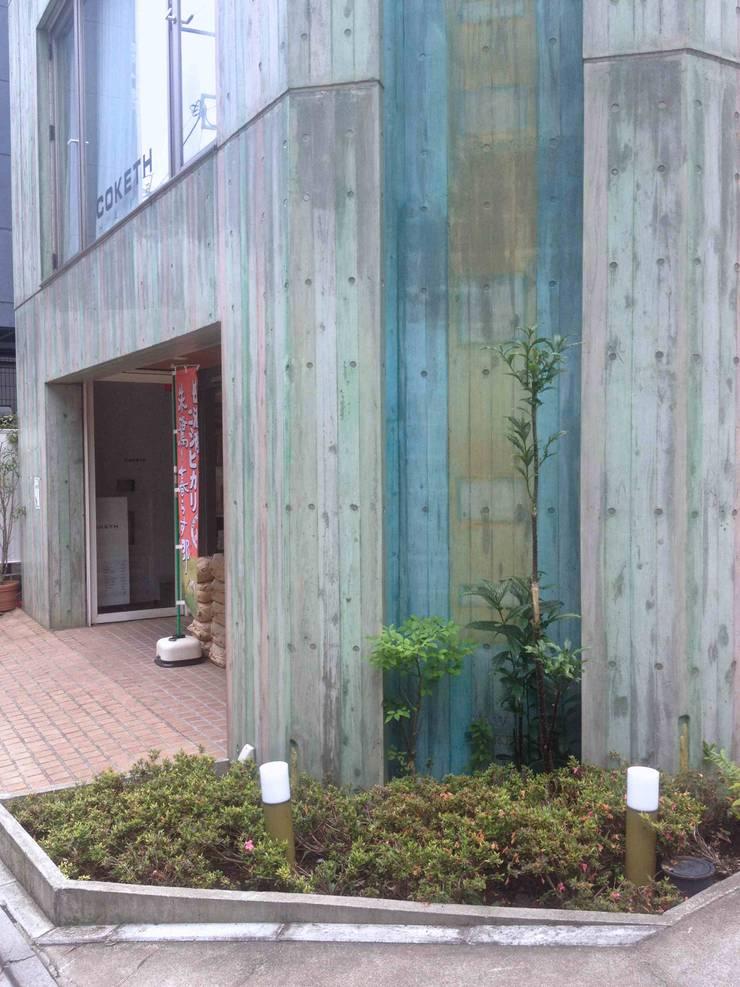 Garden by Shikinowa Design, Modern