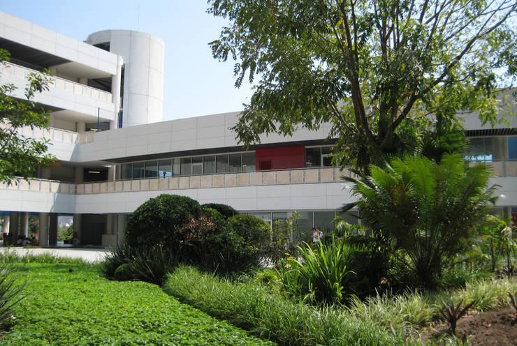 """Centro de Investigación """"Campus El Encino"""" Colegio Ingles, GAVA EDUCACIONAL, S. C.: Escuelas de estilo  por juancarlosperez"""