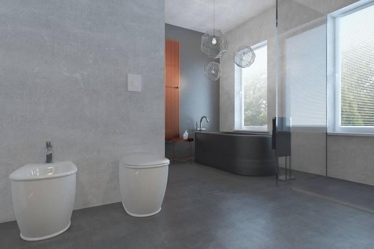 Copper: styl , w kategorii  zaprojektowany przez Schemat