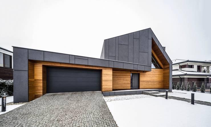 Casas  por BECZAK / BECZAK / ARCHITEKCI
