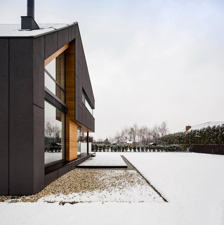 บ้านและที่อยู่อาศัย โดย BECZAK / BECZAK / ARCHITEKCI, โมเดิร์น