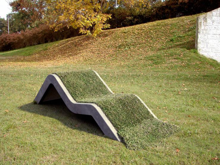 Imagen 1: Jardines de estilo  por Estudio Indo