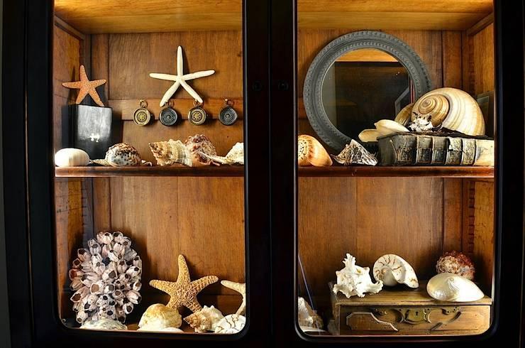 Banheiros modernos por Studio Codebò Vergnano
