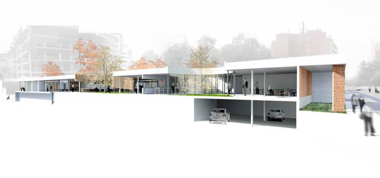 CENTRO DE ALZHEIMER:  de estilo  por SAP