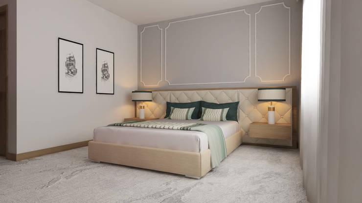 Hotel Algerie: Quartos  por Mdimension