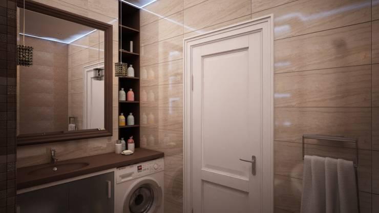 Salle de bains de style  par дизайн-бюро ARTTUNDRA