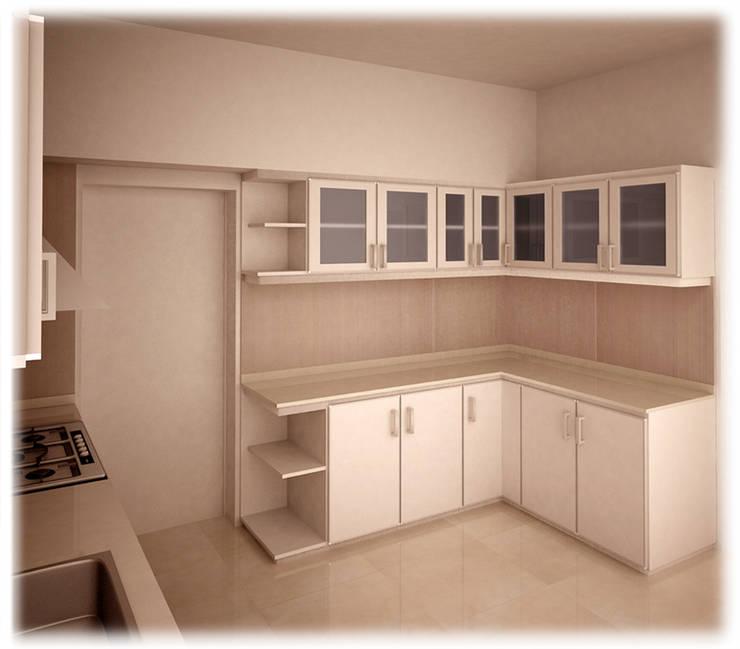 Remodelación: Cocinas de estilo  por GPA studio
