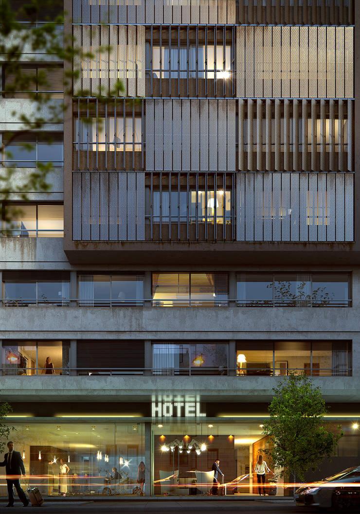 Hotel in Uruguay de Estudio A2T