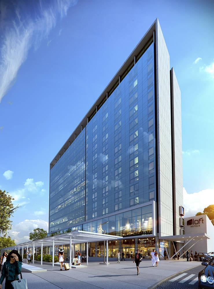 Aloft Hotel de Estudio A2T