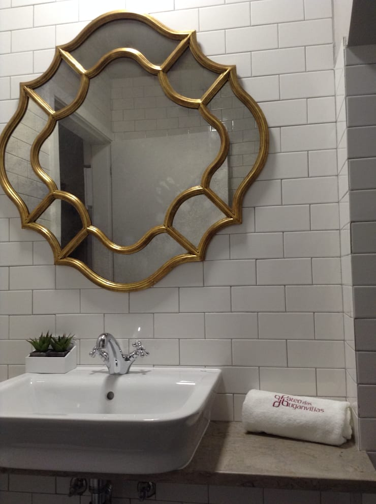 Espelho dourado :   por Pirata Design