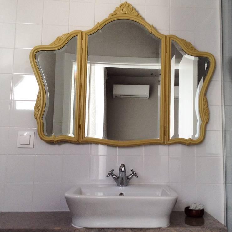 Espelho de toucador :   por Pirata Design
