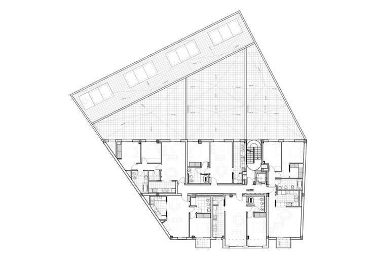 Primer Piso: Casas de estilo  por Pablo Anzilutti | Arquitecto