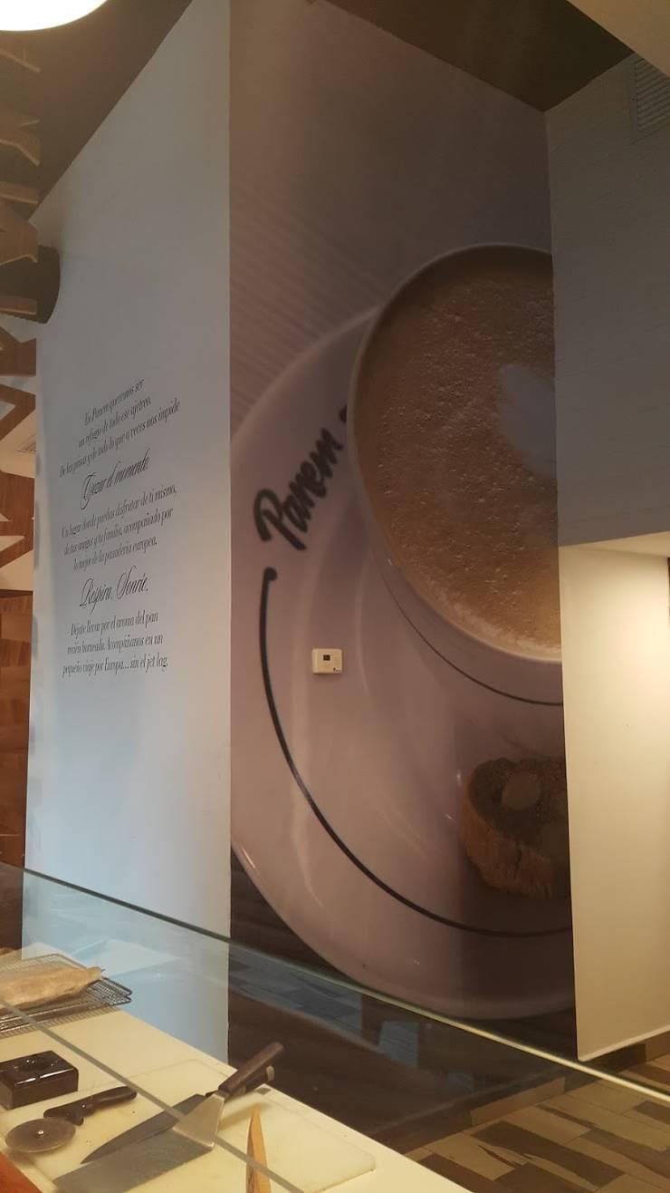 PANEM: Cocinas de estilo  por Liferoom