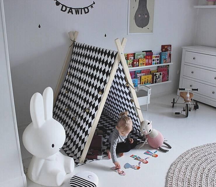 Domek Namiot Tipi: styl , w kategorii  zaprojektowany przez Lucky Kids