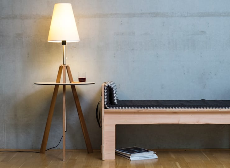 ทันสมัย  โดย Werkhaus Design + Produktion GmbH, โมเดิร์น ไม้ Wood effect