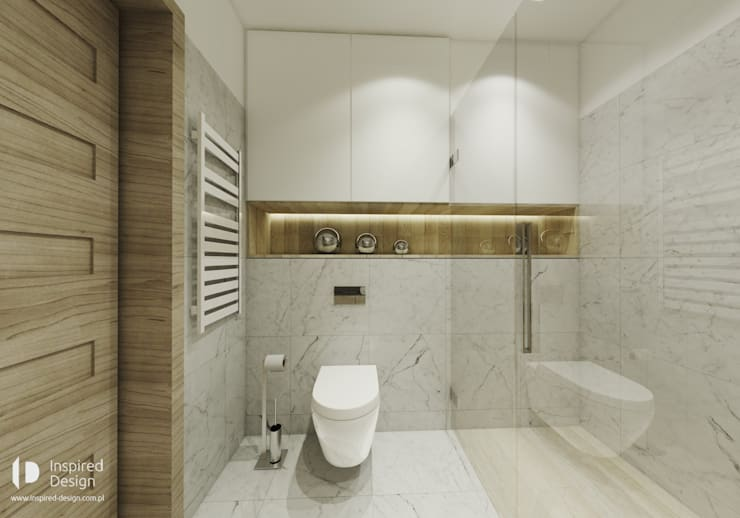 Bathroom by Inspired Design