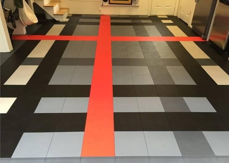 Garage Flooring Tiles : Garage floor tiles style u home design by john affordable garage