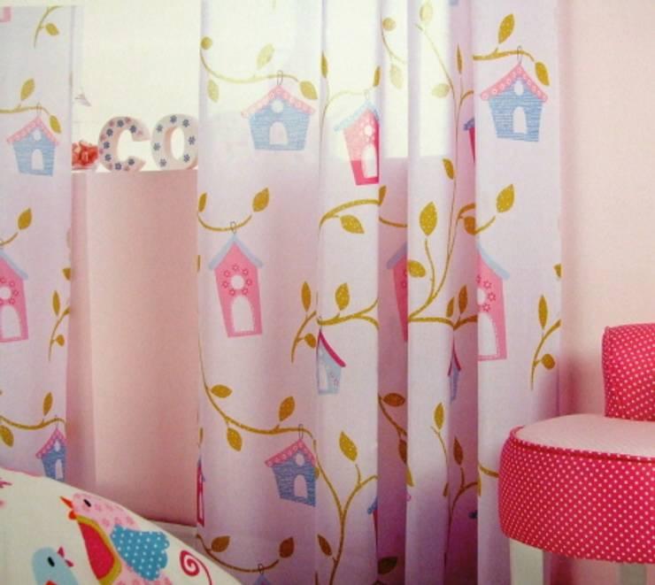 Tecidos a metro para confecção á medida: Quarto de crianças  por o quarto dos miúdos