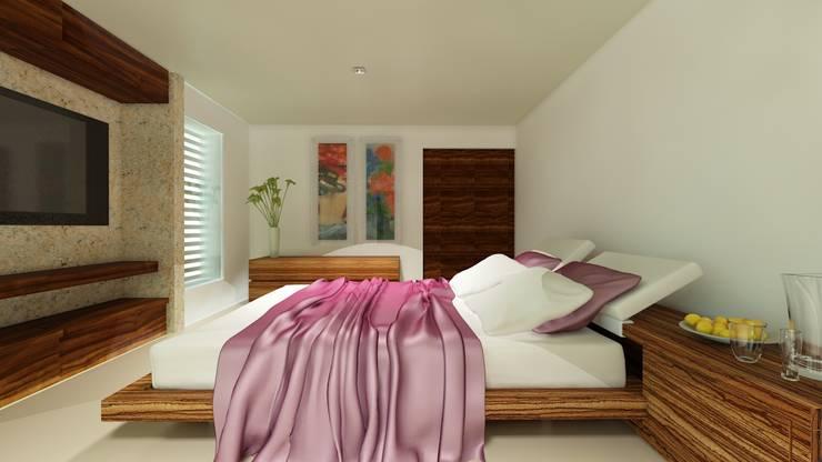 Bedroom by CouturierStudio, Modern