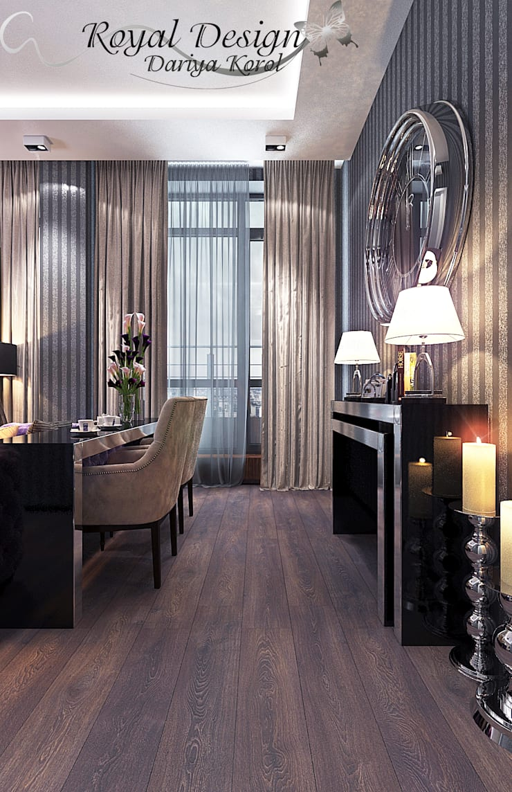 Living room by Your royal design, Classic