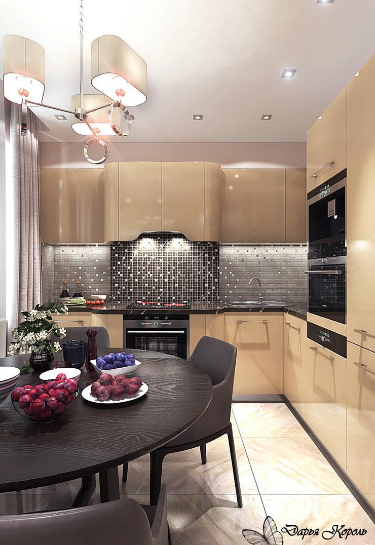 Cocinas de estilo  de Your royal design, Minimalista