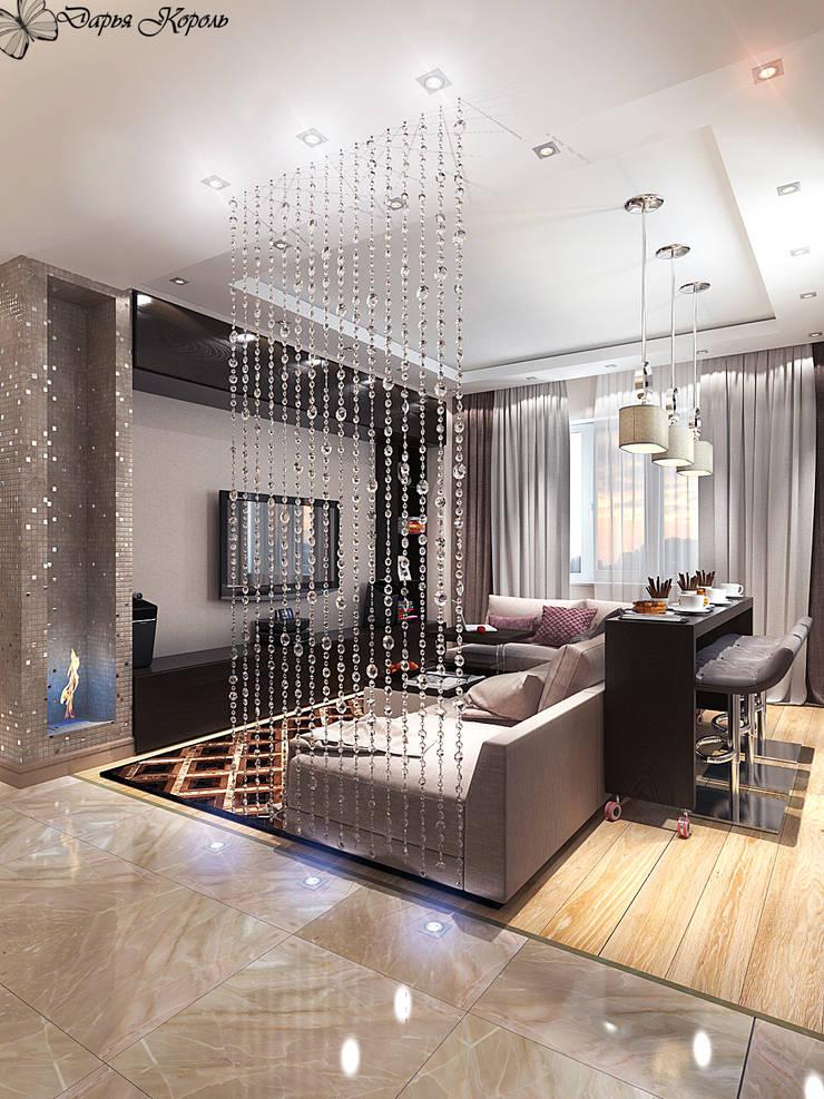 Salones de estilo  de Your royal design, Minimalista