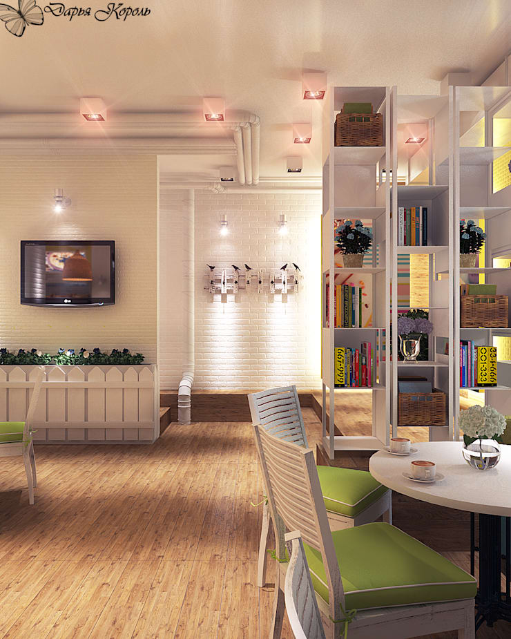 Dining room by Your royal design, Industrial
