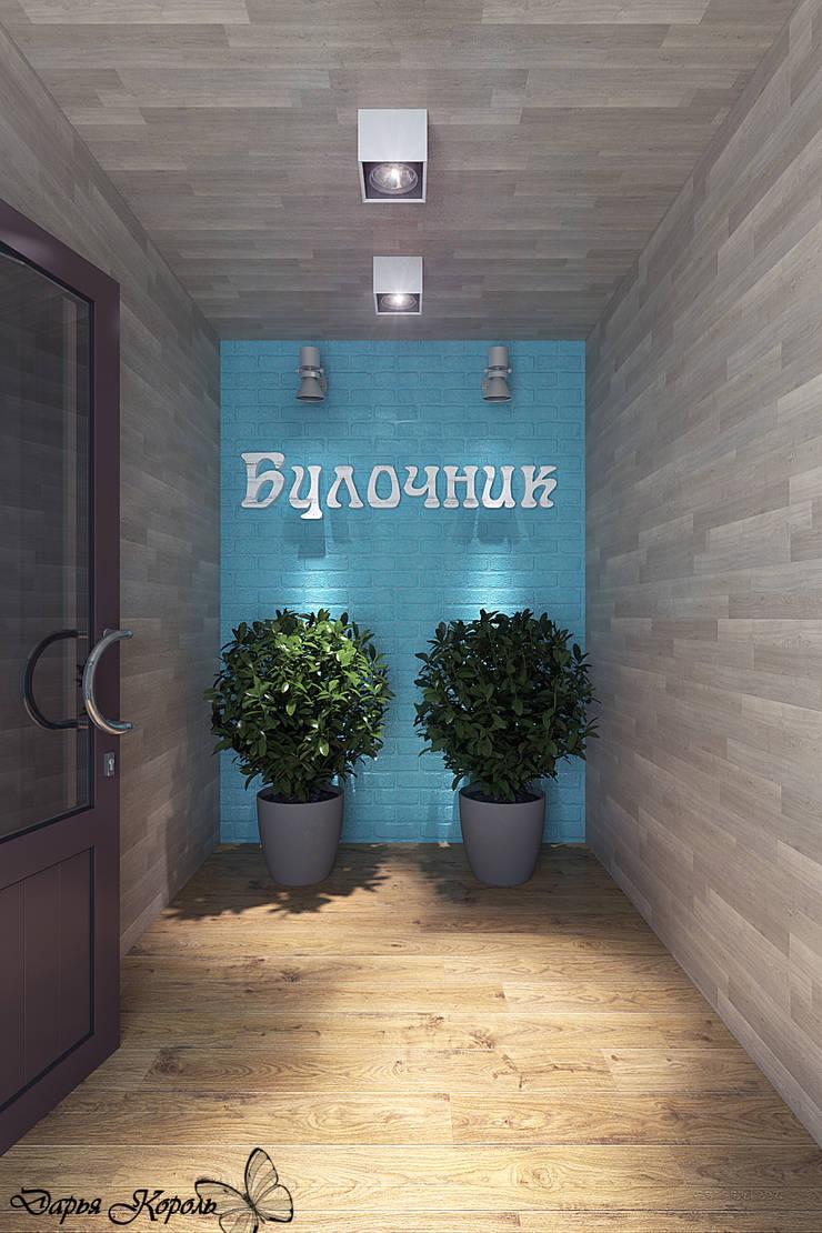 Corridor & hallway by Your royal design, Industrial