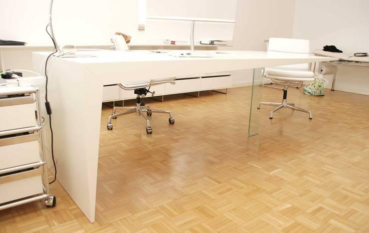 Study/office by Mensch + Raum   Interior Design & Möbel, Modern