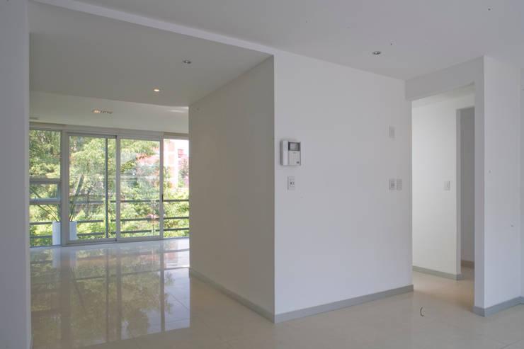 Стены в . Автор – CoRREA Arquitectos
