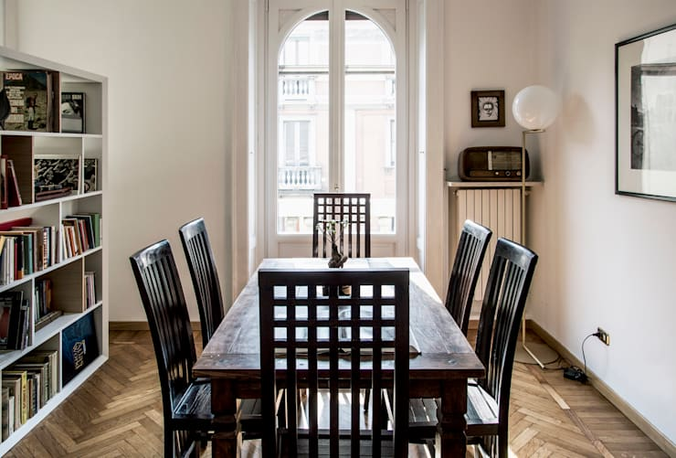 Dining room by M N A - Matteo Negrin