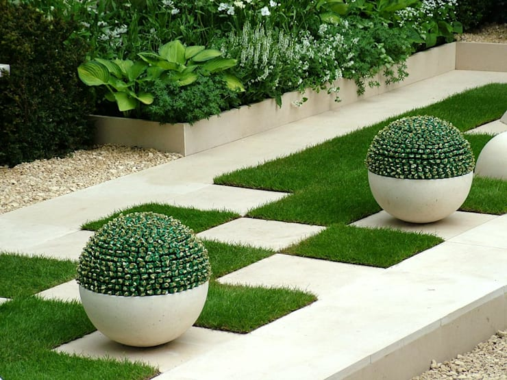 tropical Garden by NOUVELLE. | Proje Danışmanlık