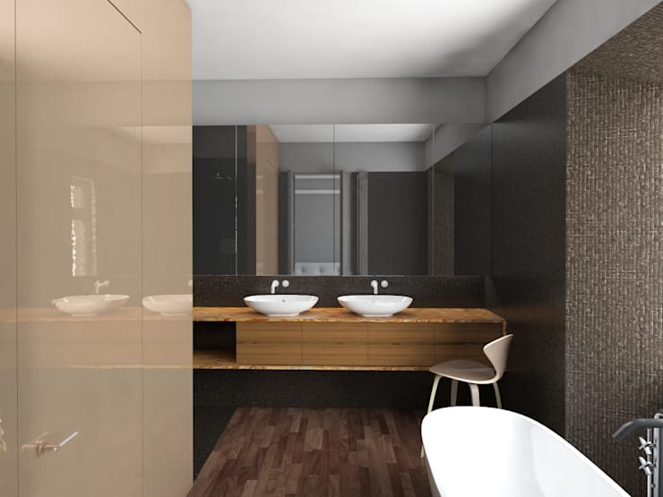 Bathroom by Varq.