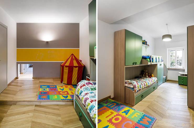 Principioattivo Architecture Group Srl의  침실